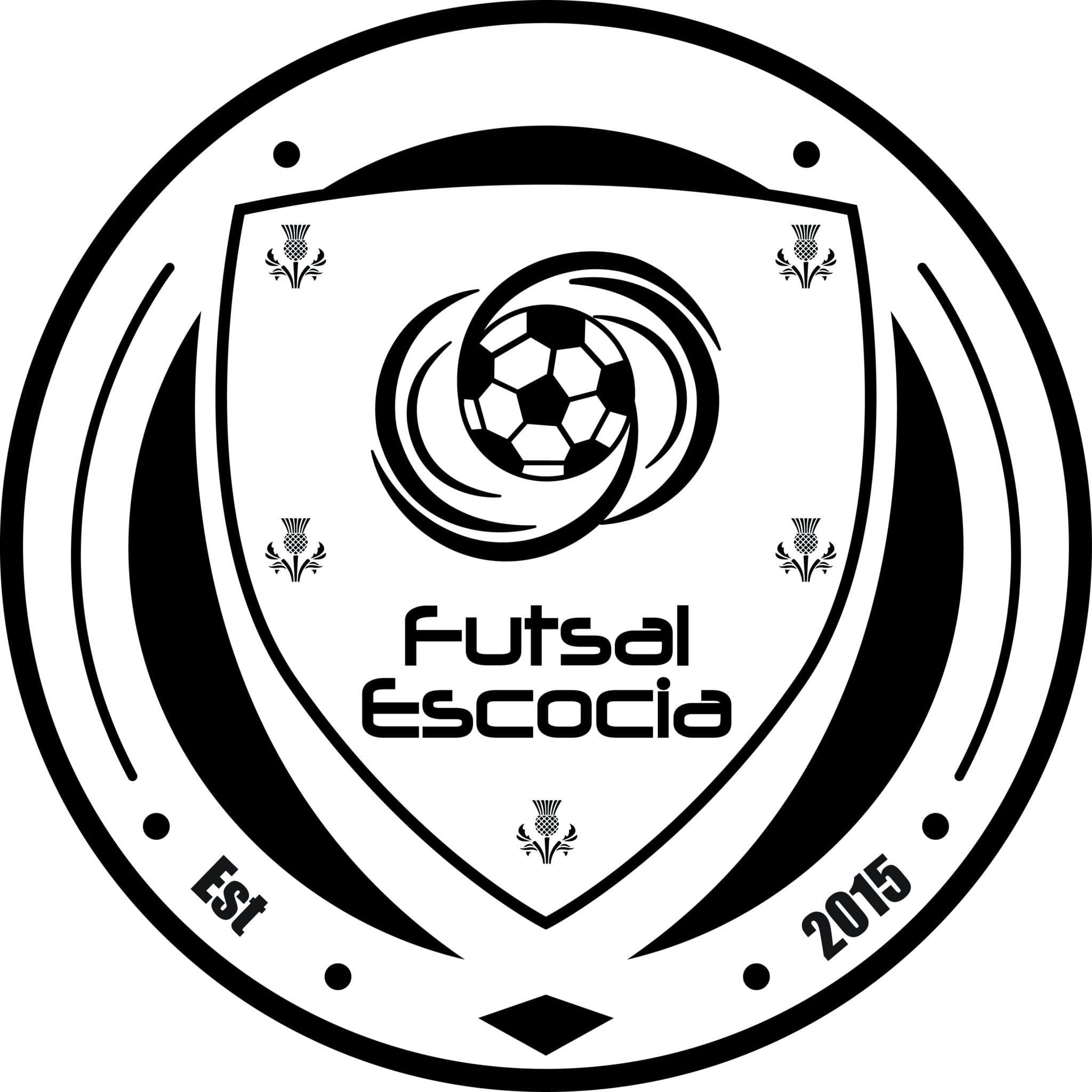 Futsal Escocia Black 07/08