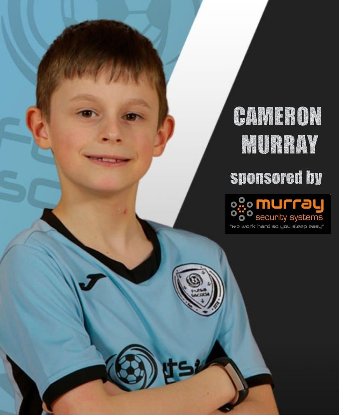 Cameron Murray