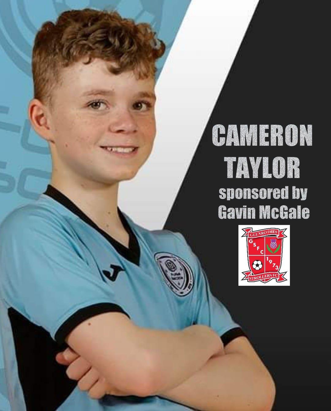 Cameron Taylor