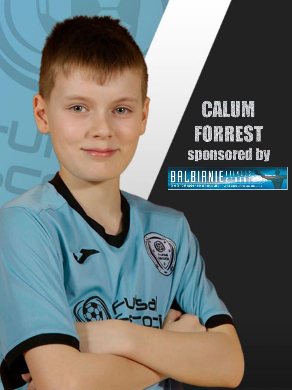 Calum Forrest