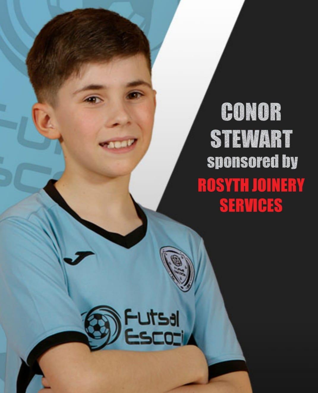Conor Stewart